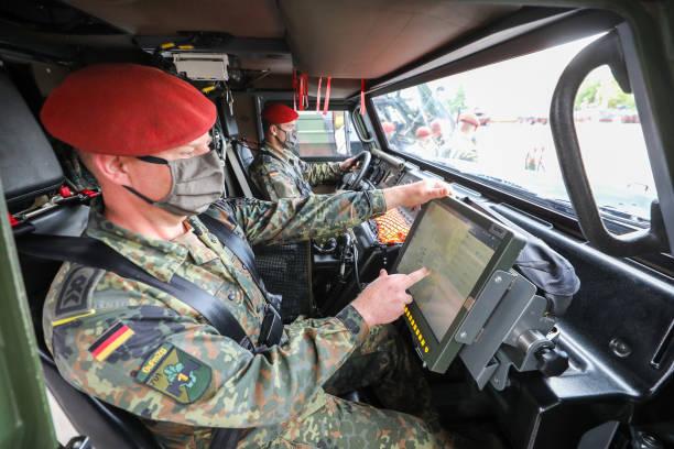 DEU: German Army Uses Battle Management System