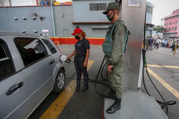 VEN: Gas Shortage In Venezuela
