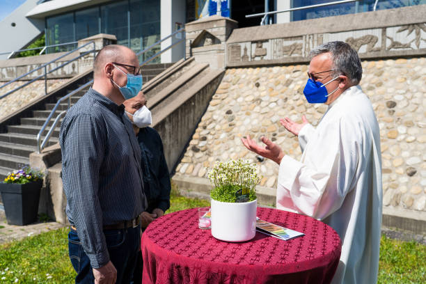 DEU: Blessing Of Homosexual Couples In Munich