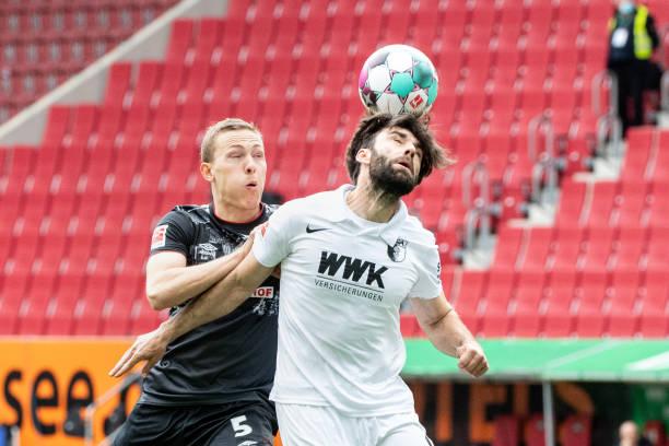 DEU: Bundesliga FC Augsburg - Werder Bremen