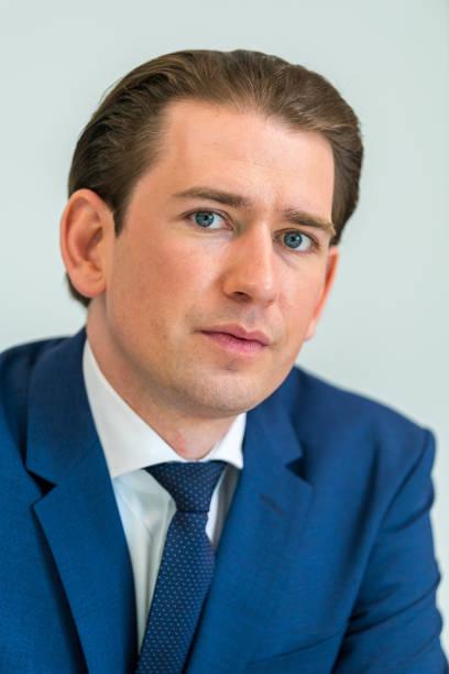 DEU: Sebastian Kurz - Federal Chancellor Of The Republic Of Austria