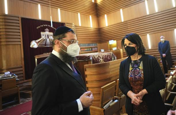 DEU: Prayer Of Solidarity With Israel