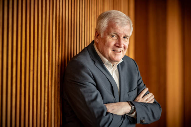 DEU: German Federal Minister Of The Interior Horst Seehofer