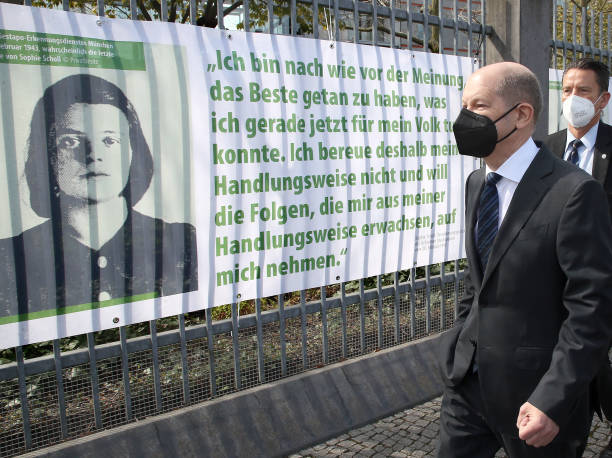 DEU: 100th Birthday Of Sophie Scholl
