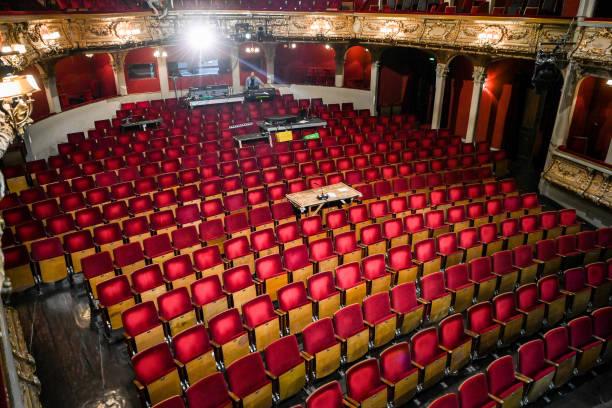 DEU: Coronavirus - Theater