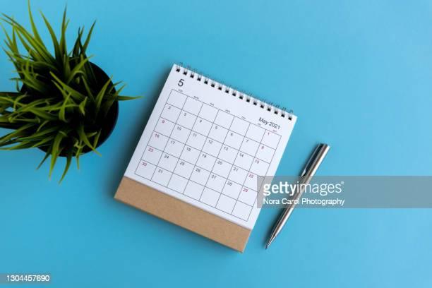 may 2021 calendar - 五月 ストックフォトと画像