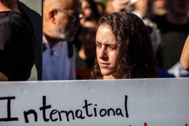ISR: Nakba Day Commemoration Protest In Jaffa
