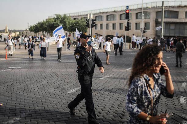 ISR: Jerusalem Day Celebrations