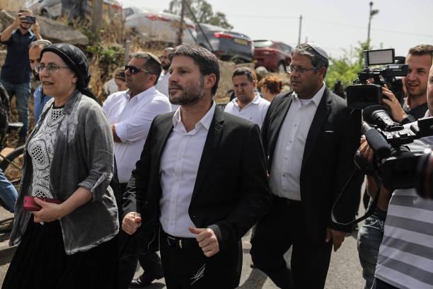 ISR: Knesset Members Visit Sheikh Jarrah In Jerusalem