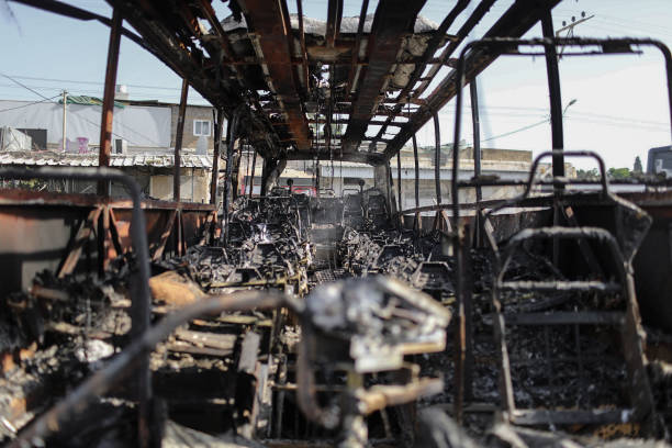ISR: Aftermath Of Violent Riots In Lod