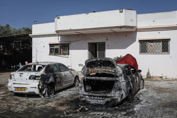 ISR: Aftermath - Rockets Fired From Gaza Onto Israel