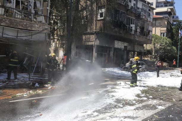 ISR: Rockets Fired From Gaza Towards Israel