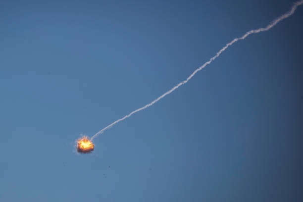 ISR: Israel-Palestine Conflict - Iron Dome