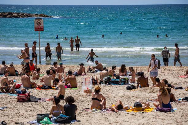 ISR: Daily Life In Tel Aviv