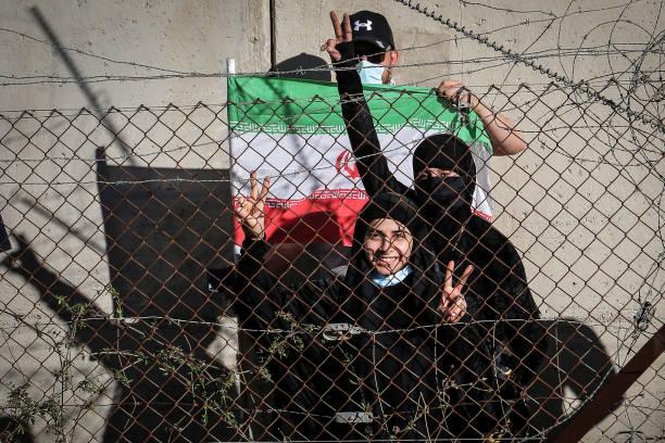 LBN: Demonstrations At Lebanese-Israeli Border
