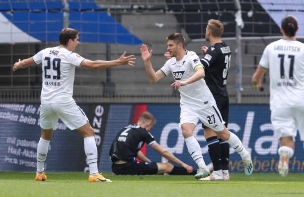 DEU: Bundesliga Arminia Bielefeld - TSG 1899 Hoffenheim