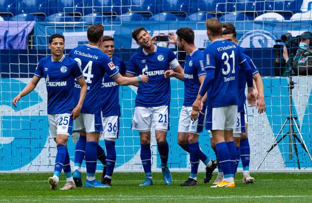 DEU: Bundesliga FC Schalke 04 - Eintracht Frankfurt