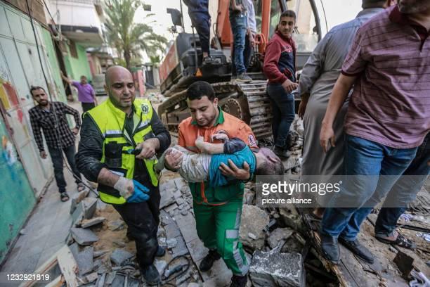 GZA: Israeli Airstrikes On Gaza
