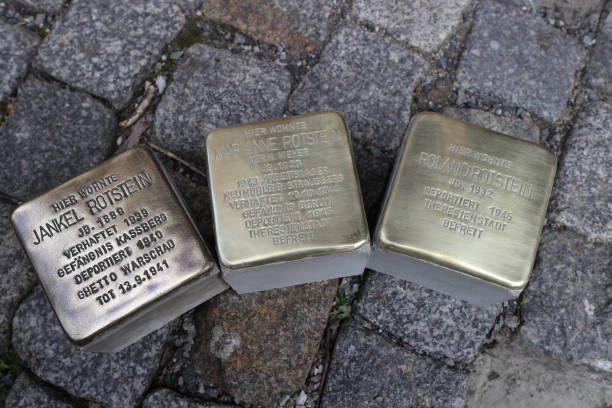 DEU: Remembrance Of Victims Of National Socialism