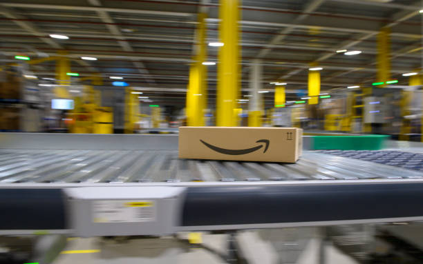 DEU: Amazon Logistics Center