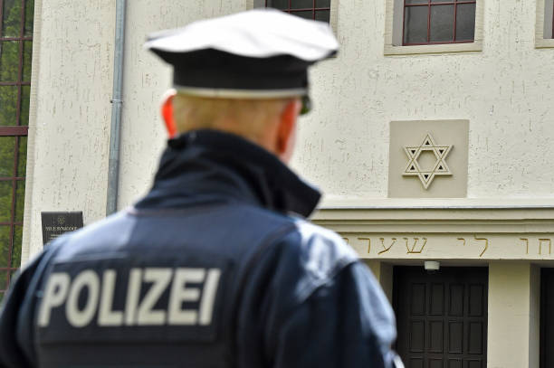 DEU: Protection Of Jewish Institutions