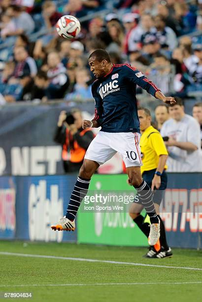 New England Revolution's Teal Bunbury The New England Revolution defeated DC United 21 in a regular season Major League Soccer match at Gillette...