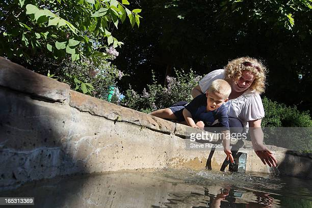 May 25 2010 Toronto single mom Theresa Schrader and 3yearold son Markus who is lactose intolerant and gets an extra $97 a month from the allowance to...