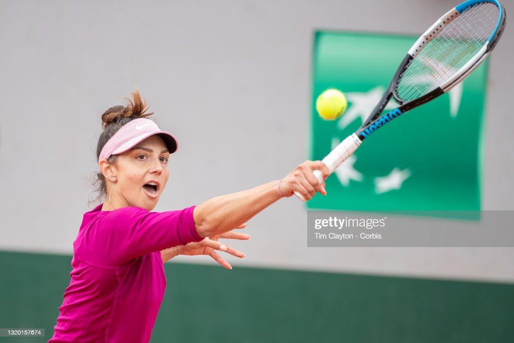 French Open Tennis. Roland-Garros 2021. : News Photo