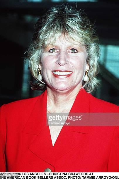 May 30 1994 Christina Crawford Adopted Daughter Of Joan Crawford At The Los Angeles Book Show