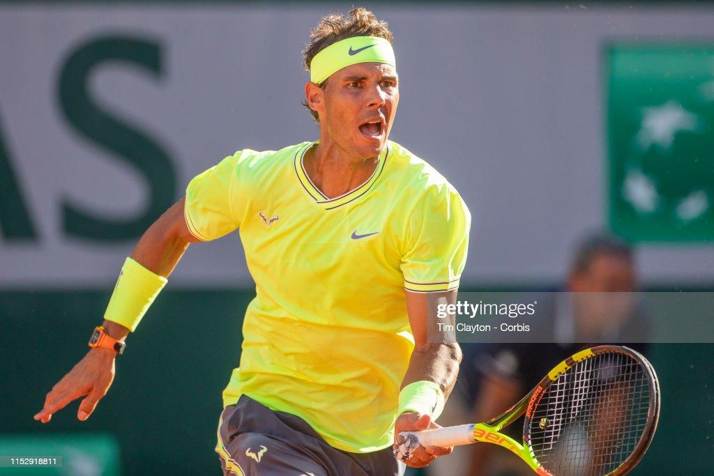 French Open Tennis. Roland-Garros 2019. : ニュース写真