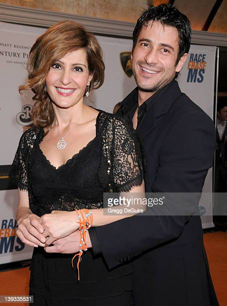 May 8 2009 Century City Ca Nia Vardalos and Alexis Georgoulis 16th Annual Race To Erase MS Held at the Hyatt Regency Century Plaza