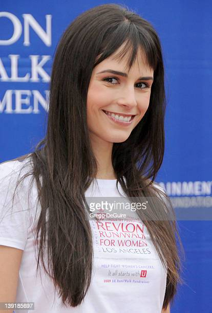 May 9 2009 Los Angeles Ca Jordana Brewster 16th Annual EIF Revlon Run/Walk For Women Held at the Los Angeles Memorial Coliseum
