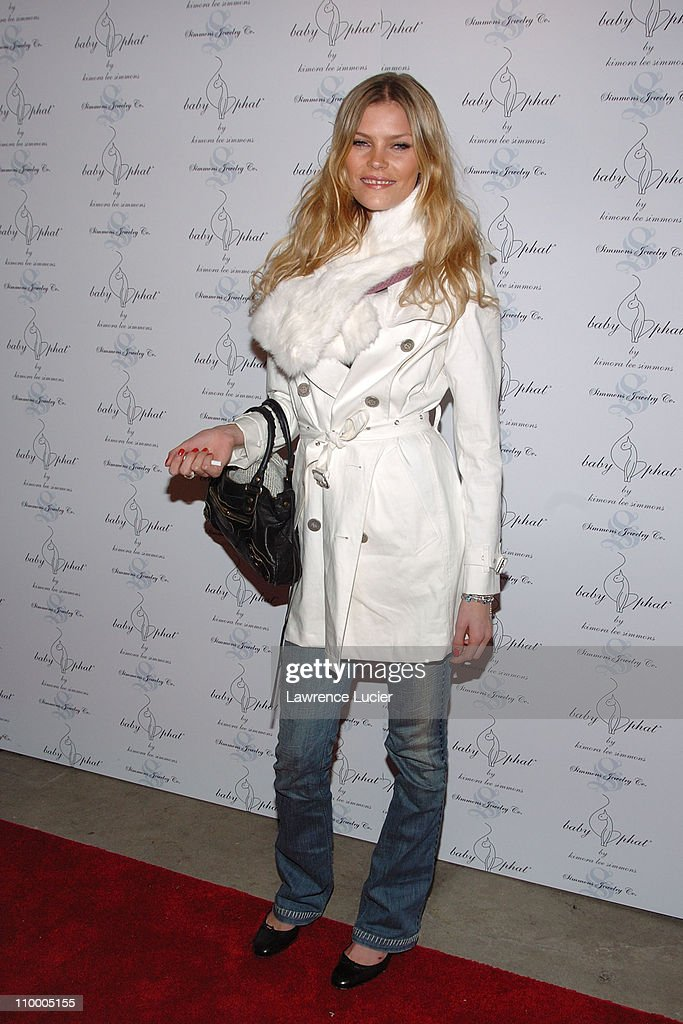 Olympus Fashion Week Fall 2005 - Baby Phat - Arrivals
