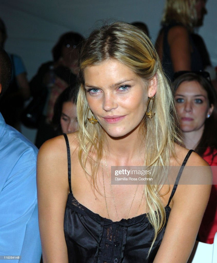 Olympus Fashion Week Spring 2006 - Alice Roi - Front Row