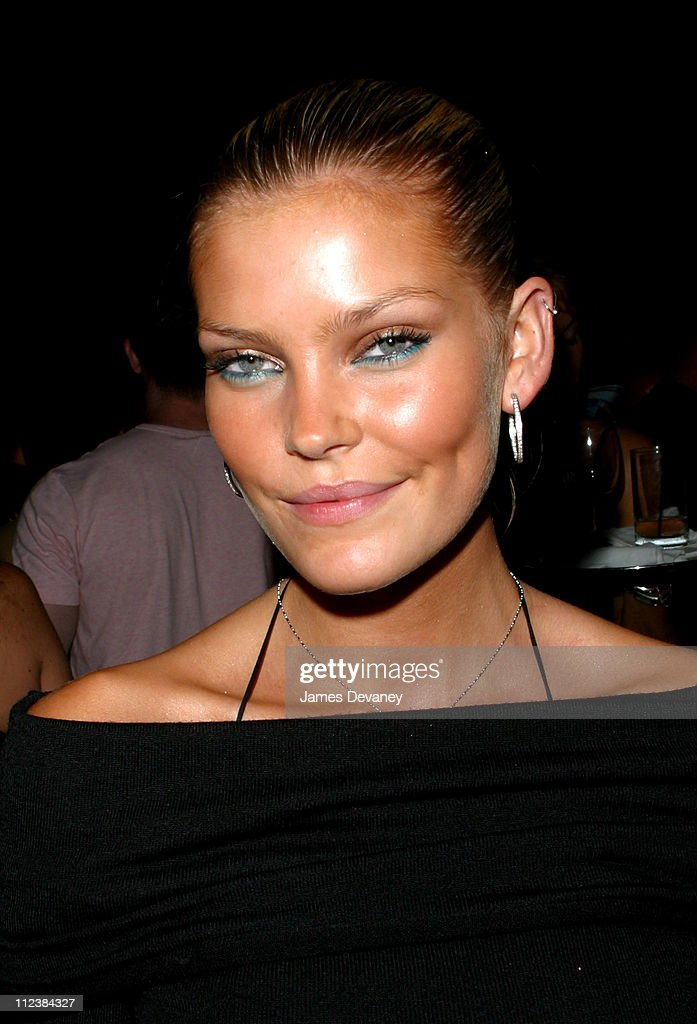 May Andersen During The Chambers Hotel Hosts Party For 18 Year Old Esteban Cortazar