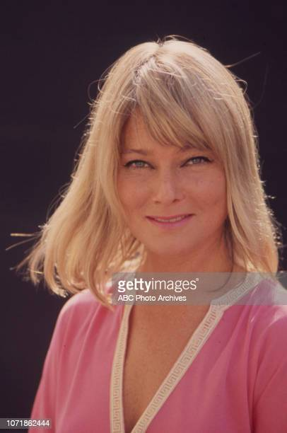 May Britt appearing in the ABC series 'The Most Deadly Game'