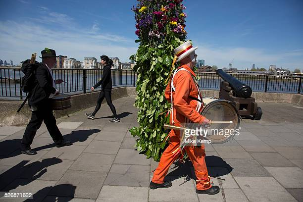 May Day custom of Deptford Jack in the Green a man encased in a framework entirely covered with greenery is one of the lesserknown modern revivals of...