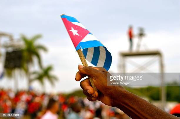 may day havana - cuban flag stock pictures, royalty-free photos & images