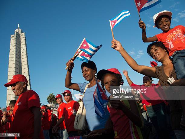 CONTENT] May Day Parade 2012 Havana Cuba