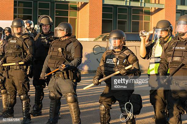 may day - swat team stock photos and pictures
