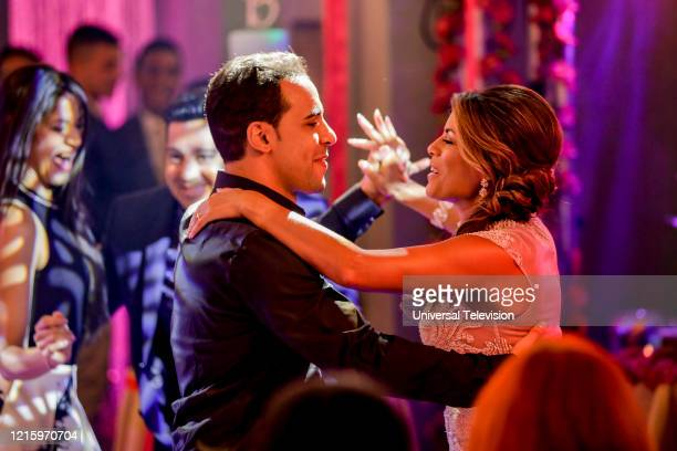 "May I Have This Dance?"" Episode 108 -- Pictured: Victor Rasuk as Daniel Garcia, Lisa Vidal as Mari Garcia --"