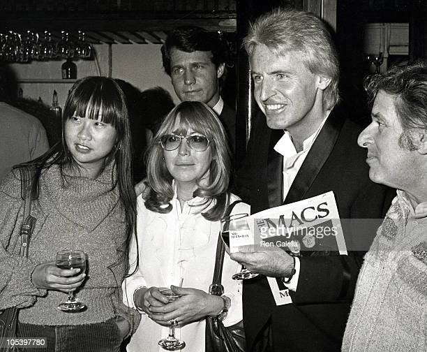 May Pang Cynthia Lennon Mike McCartney and Sid Bernstein