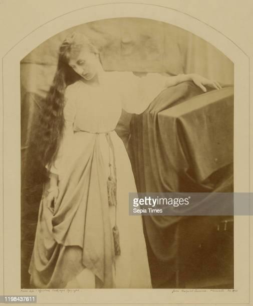 May Prinsep Julia Margaret Cameron Freshwater Isle of Wight England October 1870 Albumen silver print