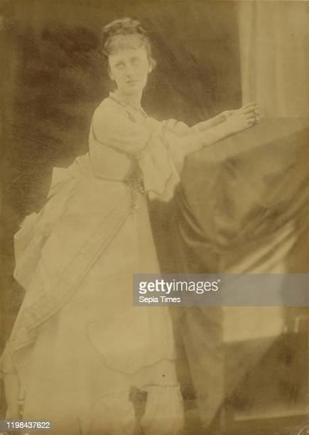 May Prinsep Julia Margaret Cameron Freshwater Isle of Wight England October 1870 October 1875 Albumen silver print