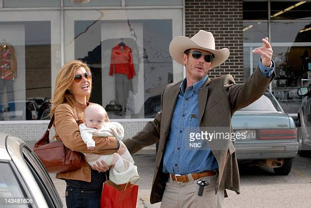 LIGHTS May the Best Man Win Episode 15 Air Date Pictured Connie Britton as Tami Taylor Madilyn Landry as Gracie Taylor Peter Berg as Morris Mo...