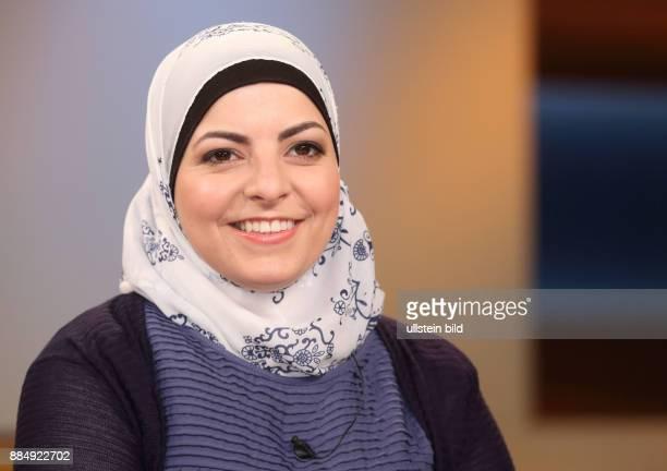 Maya Alkhechen in der ARDTalkshow ANNE WILL am in Berlin Familiennachzug begrenzen Unchristlich aber unvermeidlich