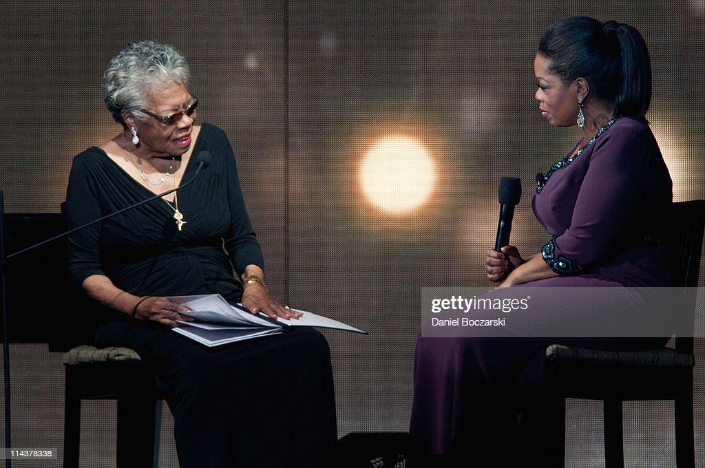 Surprise Oprah! A Farewell Spectacular : News Photo