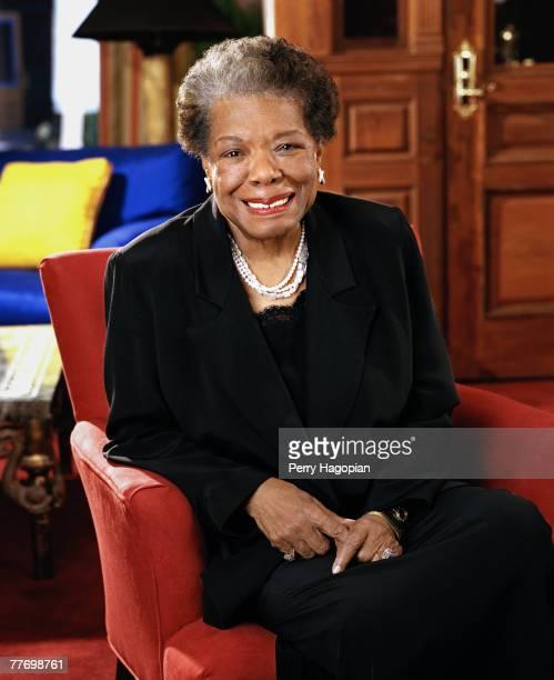 Maya Angelou; Maya Angelou by Perry Hagopian; Maya Angelou, People, December 1, 2004