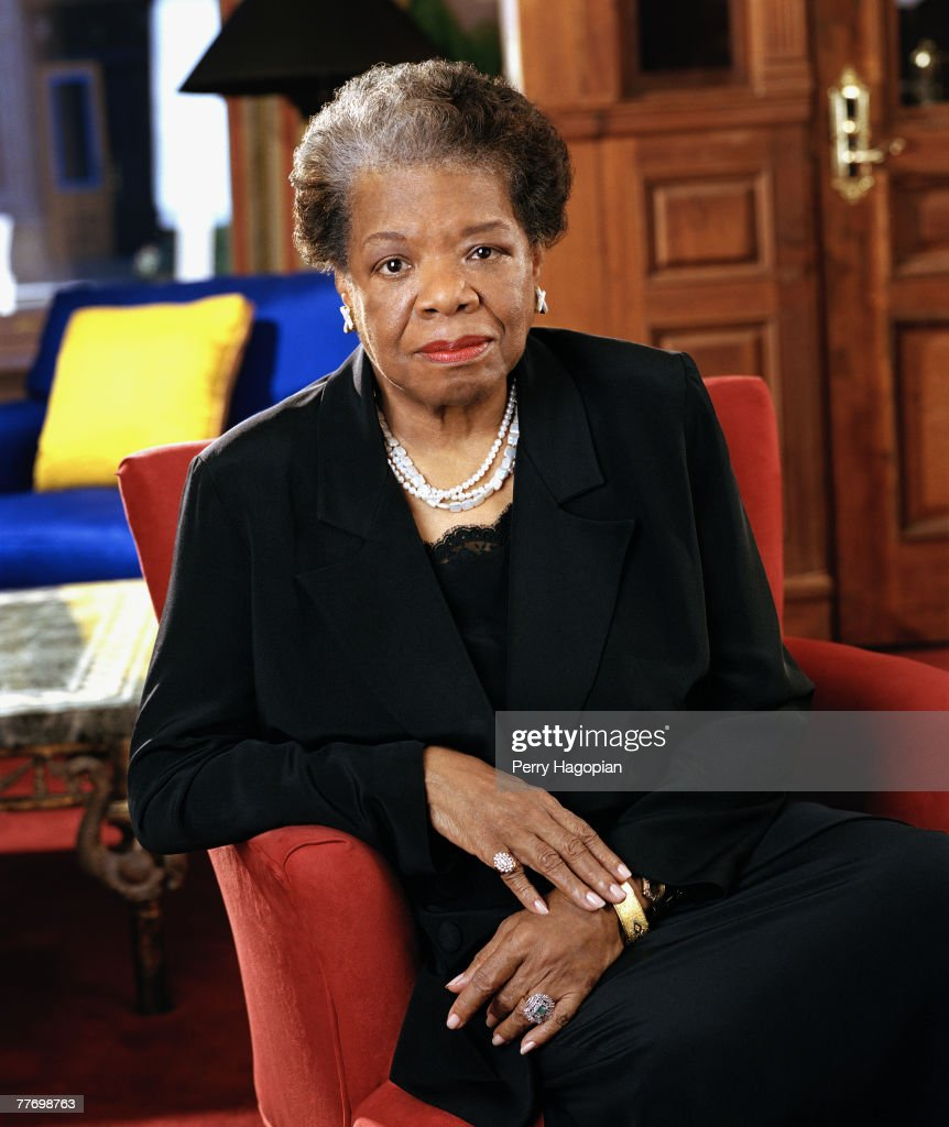 Maya Angelou, People, December 1, 2004