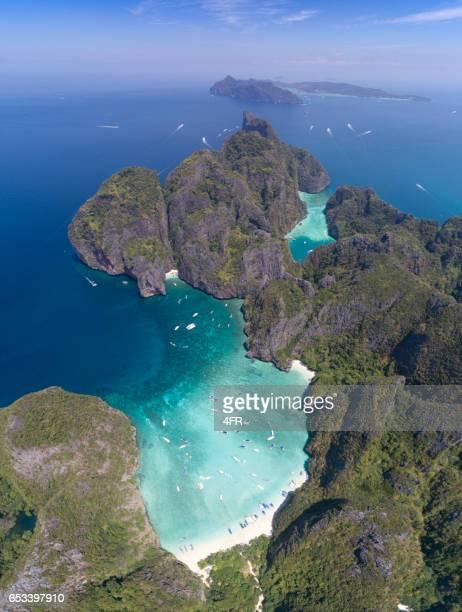 Maya Bay, Ko Phi Phi Leh, Thailand